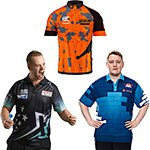 Dart Player Shirts