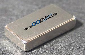 GOKarli Carrera GO Tuning Magnet