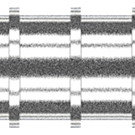 Target Steel Tip SWISS Point Dart Wechsel- Spitzen Schraubspitzen Silber Firepoint 26 mm