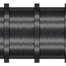 Target Steel Tip SWISS Point Dart Wechsel- Spitzen Schraubspitzen Schwarz Firepoint 26 mm