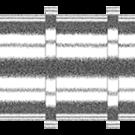 Target Steel Tip SWISS Point Dart Wechsel- Spitzen Schraubspitzen Silber Firepoint 30 mm