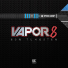 Target Soft Darts Vapor8 Black Blue Softtip Darts Softdart 2017 / 2019 21g / Werbebanner mit Softdart