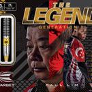 Target Steel Darts Paul Lim Legend G3 Generation 3 90% Japan 2019 Steeltip Darts Steeldart 21 g