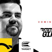 Gabriel Clemens The German Giant Target Darts Team Player Neue Target Darts Coming Soon
