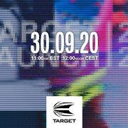 Target Dart Launch 30.9.2020 Herbst / Autumn Launch 2020 12 Uhr