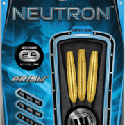 Winmau Steel Darts Neutron Brass Messing Steeltip Dart Steeldart 2019 / 2020 24 g Art.Nr. 550.1209-24
