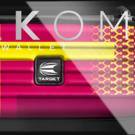 Target Takoma Fabric Limited Edition Darttasche Dartcase Dartbox Wallet Gelb