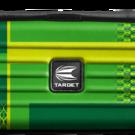 Target Takoma Fabric Limited Edition Darttasche Dartcase Dartbox Wallet Grün