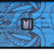 Target Takoma INK Limited Edition Darttasche Dartcase Dartbox Wallet Blau