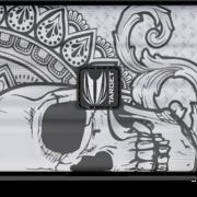 Target Takoma INK Limited Edition Darttasche Dartcase Dartbox Wallet Grau