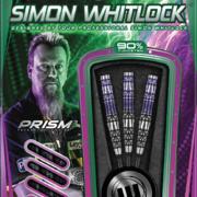 Winmau Steel Darts Simon Whitlock Spezial Special Edition Steeltip Dart Steeldart 90% Tungsten 22 g Art.Nr. 550.1437-22
