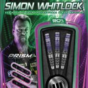 Winmau Steel Darts Simon Whitlock Spezial Special Edition Steeltip Dart Steeldart 90% Tungsten 24 g Art.Nr. 550.1437-24