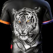 Target Darts Cool Play Collarless RVB Comeback Shirt Raymond van Barneveld Matchshirt Dart Shirt Trikot Design 2021