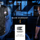 Target Darts Cool Play Shirt Collarless Glen Durrant Matchshirt Dart Shirt Trikot Design 2020