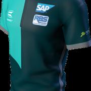 Target Darts Cool Play Collarless Shirt Rob Cross Voltage Matchshirt Dart Shirt Dartshirt Trikot Design 2021