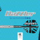 Target Steel Darts Darryl Fitton The Dazzler Gen 2 Generation 2 90% Tungsten Steeltip Darts Steeldart 2019