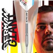 Target Steel Darts Gabriel Clemens German Giant Gen 1 Generation 1 90% Tungsten Steeltip Darts Steeldart 21 & 23 Gramm 2020