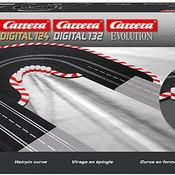 Carrera Evolution Digital 124 Digital 132 Haarnadelkurve Artikel Nr.: 200.20613-vorbestellt / Termin Quartal 1 2017