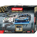 Carrera Digital 124 Youngtimer Showdown Grundpackung / Set Art.Nr. 23626 / Verfügbar im Handel ab KW 30 (23.07 - 27.07.2018)