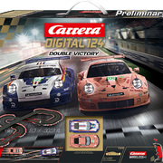 Carrera Digital 124 Double Victory Grundpackung / Set Art.Nr. 23628 / 20023628