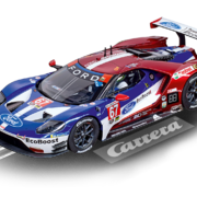 Carrera Digital 124 Ford GT Race Car Nr.1 Art.Nr. 23875 / 20023875