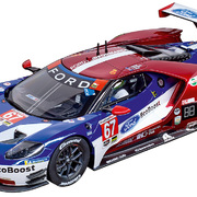 Carrera Digital 124 Ford GT Race Car Nr.1 Art.Nr. 23875 / 20023875