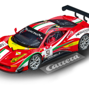 Carrera Digital 124 Ferrari 458 Italia GT3 AF Corse Team Blancpain GT Sports Club Christoph Ulrich Nr.51 Art.Nr. 23879 / 20023879