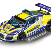 Carrera Digital 124 Audi R8 LMS Carrera Racing Police Art.Nr. 23880 / 20023880