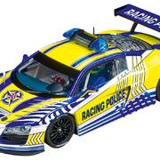 Carrera Digital 124 Audi R8 LMS Carrera Racing Police Art.Nr. 23880 / 20023880