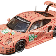 Carrera Digital 124 Porsche 911 RSR Team Porsche GT M. Christensen K. Estre L. Vanthoor 24h Le Mans Nr.92 Art.Nr. 23886 / 20023886