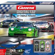 Carrera Digital 132 GT Triple Power Grundpackung / Set Art.Nr. 30007 / 20030007