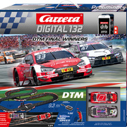 Carrera Digital 132 DTM Final Winners Grundpackung / Set Art.Nr. 30009 / 20030009