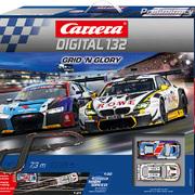 Carrera Digital 132 Grid ´n Glory Grundpackung / Set Art.Nr. 30010 / 20030010