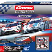 Carrera Digital 132 Rennbahn GT Face Off Set / Grundpackung 30012