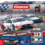 Carrera Digital 132 DTM for the Win WIRELESS AppConnect Set / Grundpackung 30013