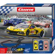 Carrera Digital 132 Rennbahn Autorennbahn Spirit of Speed Set / Grundpackung 30016