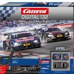 Carrera Digital 132 DTM Championship Set / Grundpackung Art.Nr. 30196 / Verfügbar im Handel ab KW 37 (11. - 15.09.2017)
