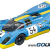 Carrera Digital 132 Porsche 917K Gesipa Racing Team Nr.54 1000Km Nürburgring 1970 Art.Nr. 20030791, 30791