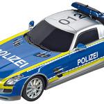 Carrera Digital 132 Mercedes-Benz SLS AMG Polizei Art.Nr. 30793 / Verfügbar im Handel ab KW 26 (26.06. - 30.06.2017)