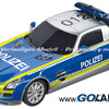 Carrera Digital 132 Mercedes-Benz SLS AMG Polizei Art.Nr. 20030793, 30793