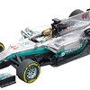 Carrera Digital 132 Mercedes-Benz F1 W08 L.Hamilton Nr.44 Art.Nr. 20030840, 30840