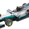 Carrera Digital 132 Mercedes-Benz F1 W08 V.Bottas N.77 Art.Nr. 20030841, 30841