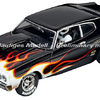 Carrera Digital 132 Chevrolet Chevelle SS 454 Super Stocker II Art.Nr. 20030849, 30849