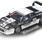 Carrera Digital 132 BMW M1 Procar Team Cassani Racing H.J. Stuck Hockenheim 1979 Nr.77 Art.Nr.30886 / 20030886