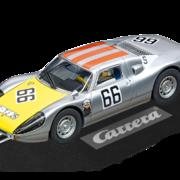 Carrera Digital 132 Porsche 904 Carrera GTS P. Frère R. Günzler Nürburgring 1966 1000 km Nr.66 Art.Nr. 30902 / 20030902