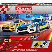 Carrera Digital 143 Speed Getaway Grundpackung / Set Art.Nr. 40038 / 20040038