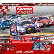 Carrera Digital 143 DTM Victory Grundpackung / Set Art.Nr. 40040 / 20040040