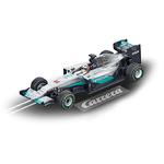 Carrera Digital 143 Mercedes F1 W07 Hybrid L.Hamilton Nr.44 Art.Nr. 41401 / Verfügbar im Handel ab KW 28 (09.07 - 13.07.2018)
