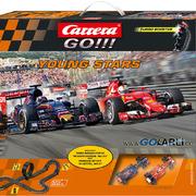 Sonderset mit Carrera GO!!! Toro Rosso STR 10 M.Verstappen No. 33 64081