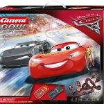 Carrera GO!!! Disney/Pixar Cars 3 Fast Not Last Set / Grundpackung Art.Nr. 62416 / Verfügbar im Handel ab KW 29 (17. - 21.07.2017)